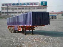 Zhongshang Auto ZZS9403XXY box body van trailer