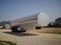 Zhongshang Auto ZZS9408GHY chemical liquid tank trailer