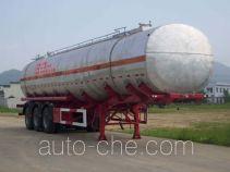 Zhongshang Auto ZZS9409GRY flammable liquid tank trailer
