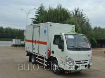 Xier ZZT5030XRQ-5 flammable gas transport van truck