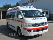 春田牌ZZT5032XJH-4型救护车