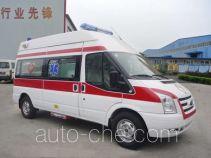 春田牌ZZT5036XJH-4型救护车