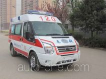 Chuntian ZZT5039XJH-4 ambulance