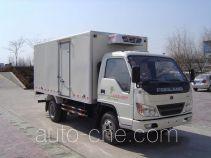 希尔牌ZZT5040XLC型冷藏车