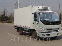 Xier ZZT5040XLCNG-4 refrigerated truck