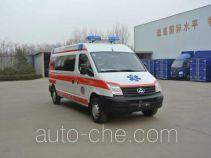 春田牌ZZT5041XJH-5型救护车