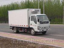 希尔牌ZZT5041XLC型冷藏车