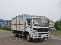 Xier ZZT5041XRY-5 flammable liquid transport van truck