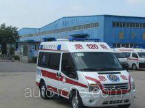 春田牌ZZT5042XJH-5型救护车