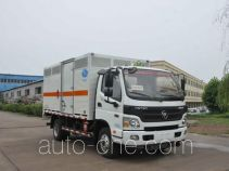 Xier ZZT5042XRQ-5 flammable gas transport van truck