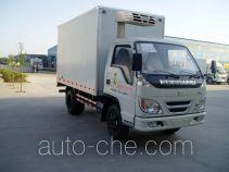 希尔牌ZZT5045XLC型冷藏车