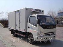 希尔牌ZZT5050XLC型冷藏车