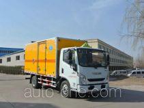 Xier ZZT5070XQY-5 explosives transport truck