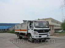 Xier ZZT5080TQP-5 gas cylinder transport truck