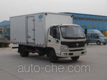 Xier ZZT5080XBW-4 insulated box van truck