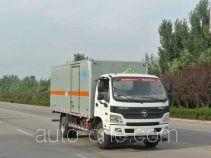 Xier ZZT5081XZW-5 автофургон для перевозки опасных грузов