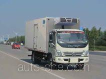 希尔牌ZZT5120XLC-4型冷藏车