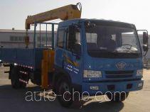 Xier ZZT5140JSQ truck mounted loader crane
