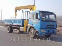 Xier ZZT5160JSQ truck mounted loader crane