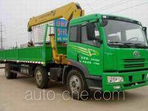 Xier ZZT5250JSQ truck mounted loader crane