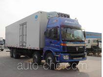希尔牌ZZT5310XLC型冷藏车