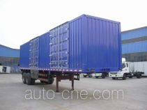 Xier ZZT9311XXY box body van trailer