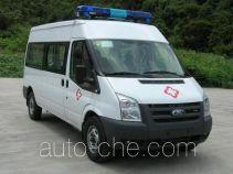 卡升牌ZZY5030XJH型救护车