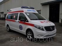 Kasheng ZZY5036XJH ambulance