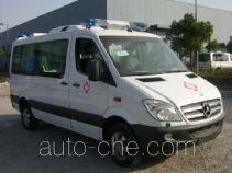 卡升牌ZZY5040XJH型救护车