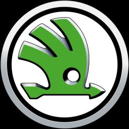 Skoda Fabia logo