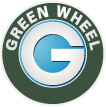 Green Wheel logo