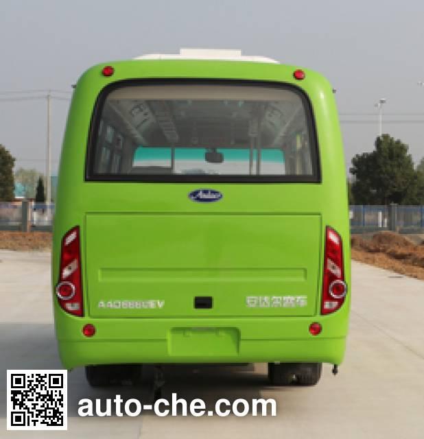 Andaer AAQ6660EV electric city bus