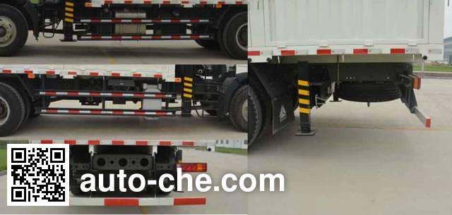 Sinotruk Hiab AB5160JSQ truck mounted loader crane