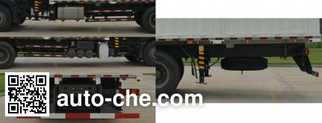 Sinotruk Hiab AB5251JSQH truck mounted loader crane