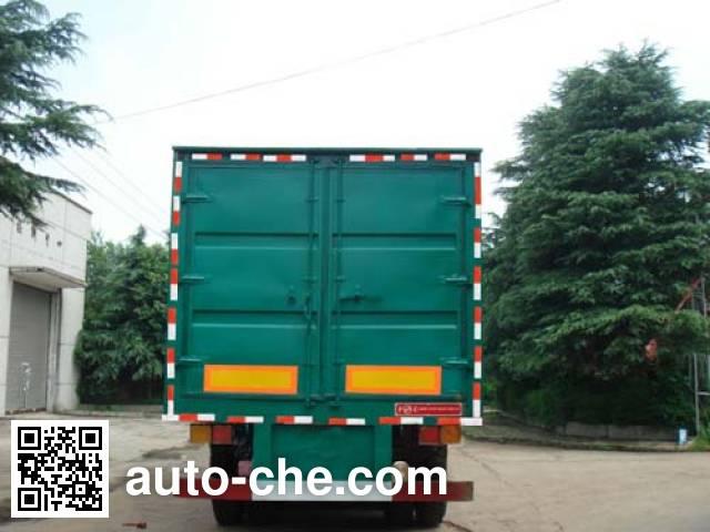 Huaxia AC9270XXY box body van trailer