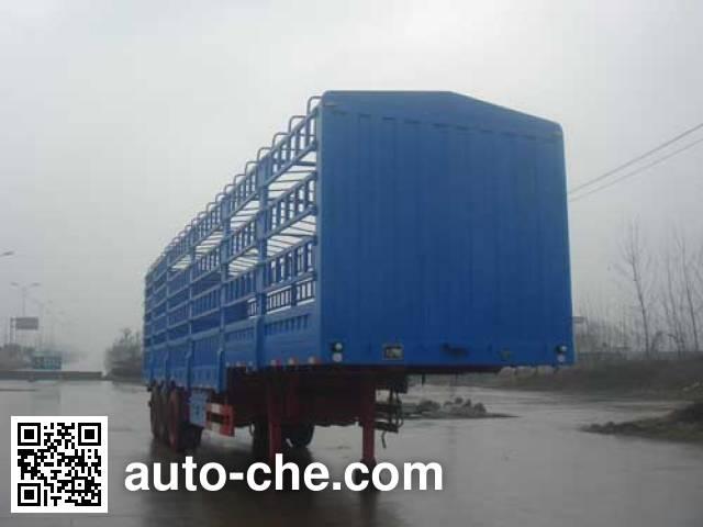Huaxia AC9400CLXY stake trailer