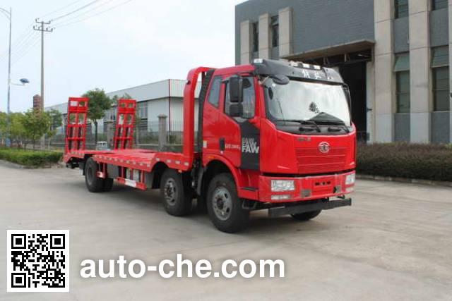 秋浦牌ACQ5252TDPV低平板运输车