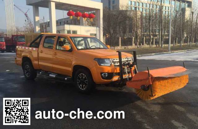 Senyuan (Anshan) AD5032TCX snow remover truck