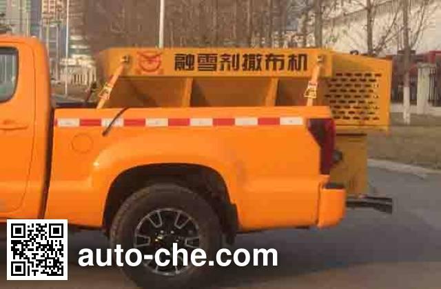 Senyuan (Anshan) AD5032TCXC snow remover truck