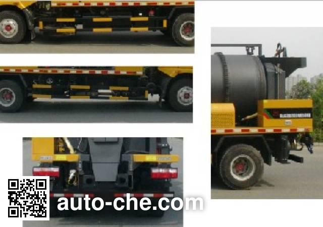 Senyuan (Anshan) AD5091TYHR pavement maintenance truck