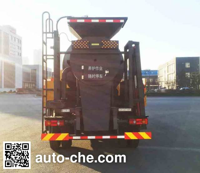 Senyuan (Anshan) AD5120TYHRV pavement maintenance truck