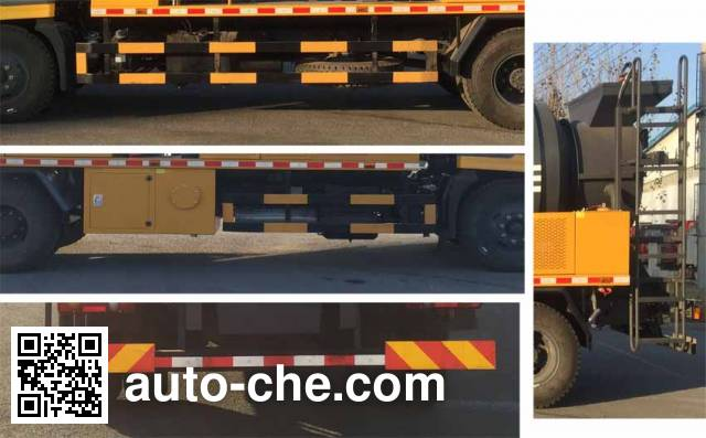Senyuan (Anshan) AD5120TYHR pavement maintenance truck