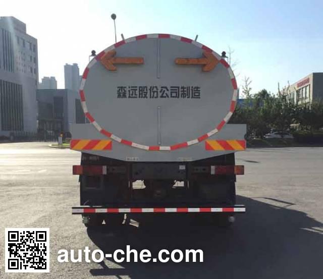 Senyuan (Anshan) AD5160GPSV sprinkler / sprayer truck