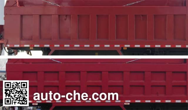 Senyuan (Anshan) AD5259TCXV snow remover truck