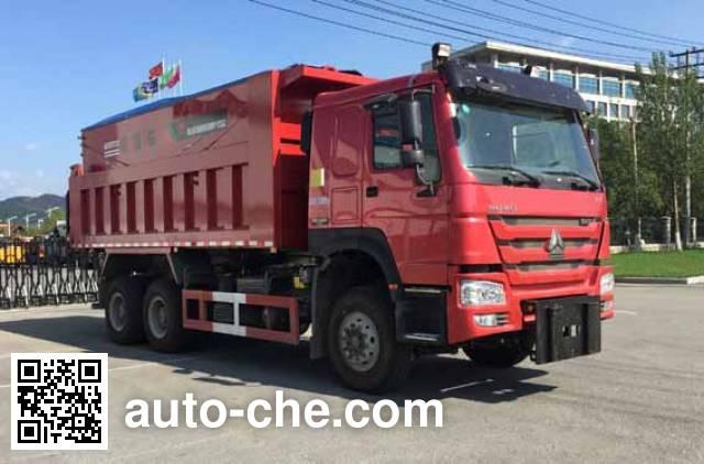 Senyuan (Anshan) AD5256TCXV snow remover truck