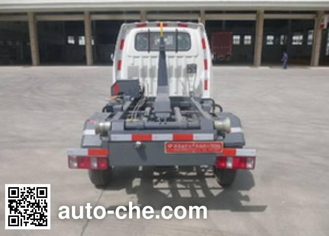 Dongzheng ADZ5020ZXX detachable body garbage truck