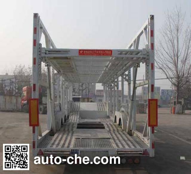 Dongzheng ADZ9200TCC vehicle transport trailer