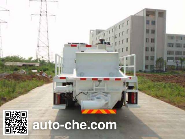 CAMC AH5120HBC80 truck mounted concrete pump