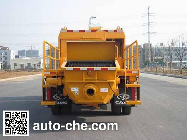 CAMC AH5150THB0L4 truck mounted concrete pump