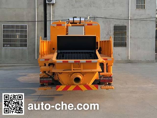 CAMC AH5150THB0L5 truck mounted concrete pump